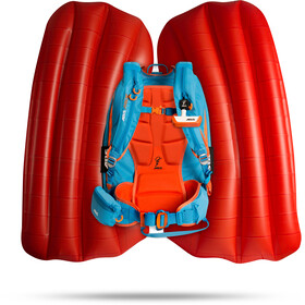 ABS P.RIDE Base Unit Mochila, ocean blue